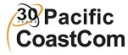 Pacific CoastCom Logo